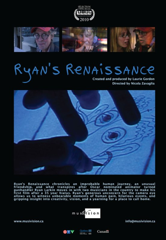 Ryan's Renaissance Poster