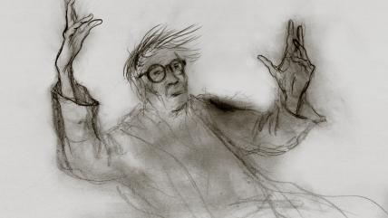 Animation film Spare Change, Ryan Larkin