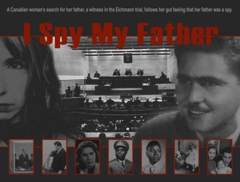 I Spy poster A