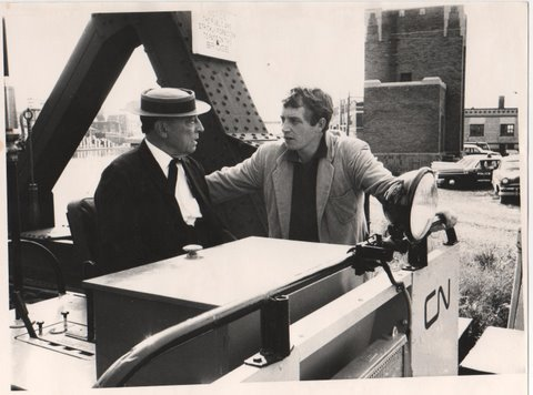 buster & gerry railrodder 1964